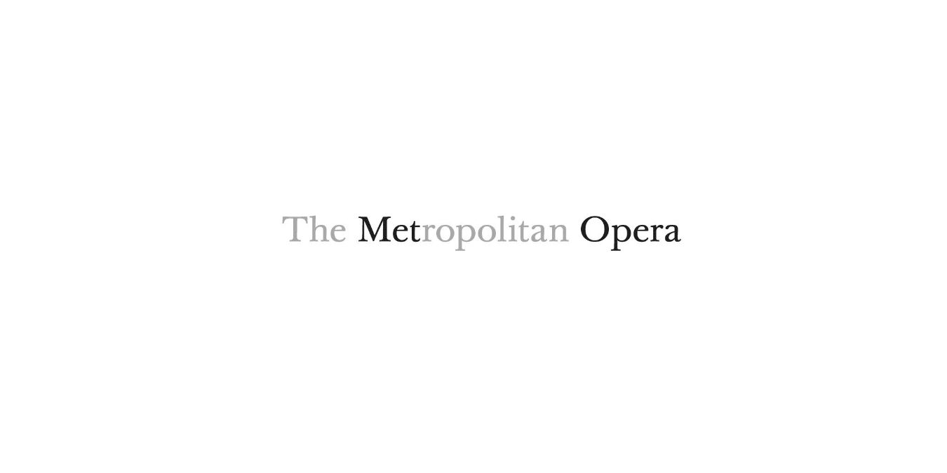 Metropolitan Opera's 2020/21 Season Announced