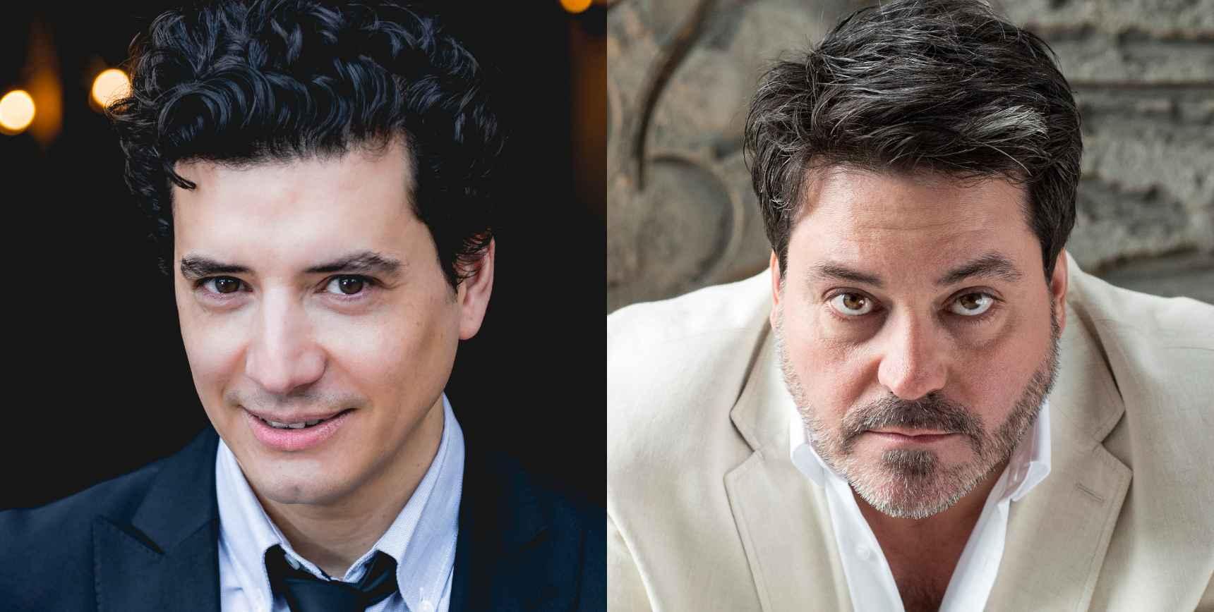 Tansel Akzeybek & Eric Laportenominated for the Opus Klassik Prize