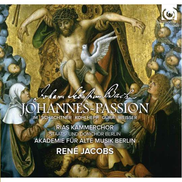 Johannes in Bach Johannes-Passion BWV 245