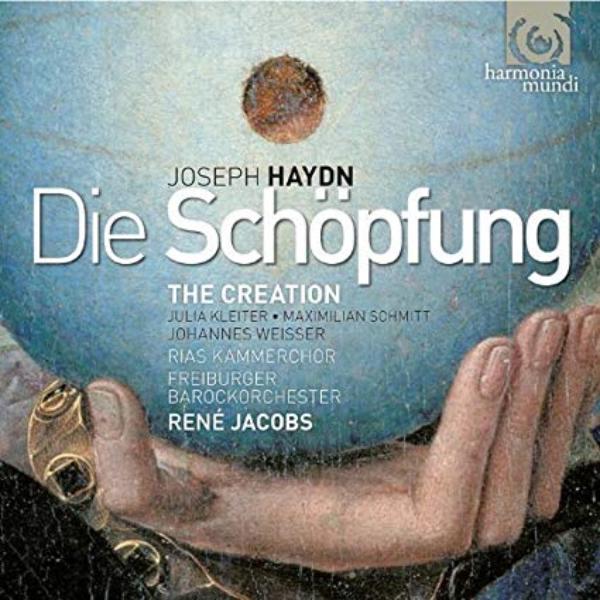 Johannes in Haydn Die Schöpfung