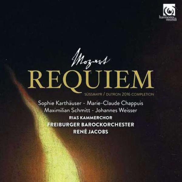 Johannes in Mozart Requiem KV 626