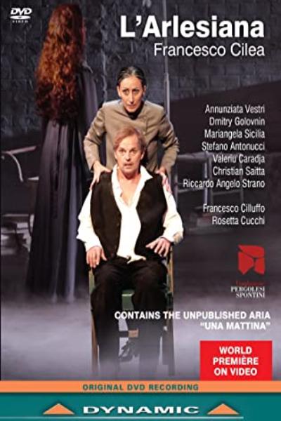 Francesco in Francesco Cilèa - L'Arlesiana / DVD