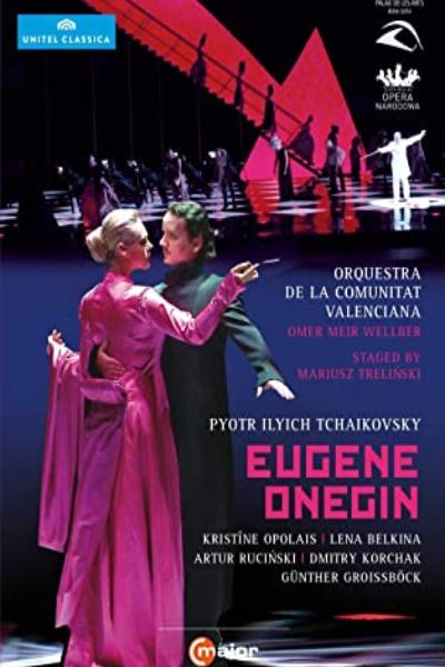 Lena in Tchaikovsky: Eugene Onegin