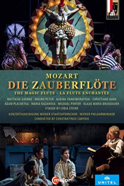 Maria in Die Zauberflöte/ Carydis, Vienna Philharmonic