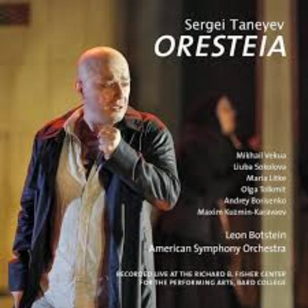 Maxim in Taneyev: Oresteia