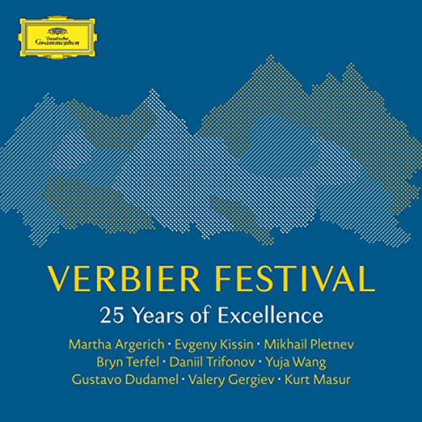 Yulia in Verbier Festival - 25 Years of Excellence