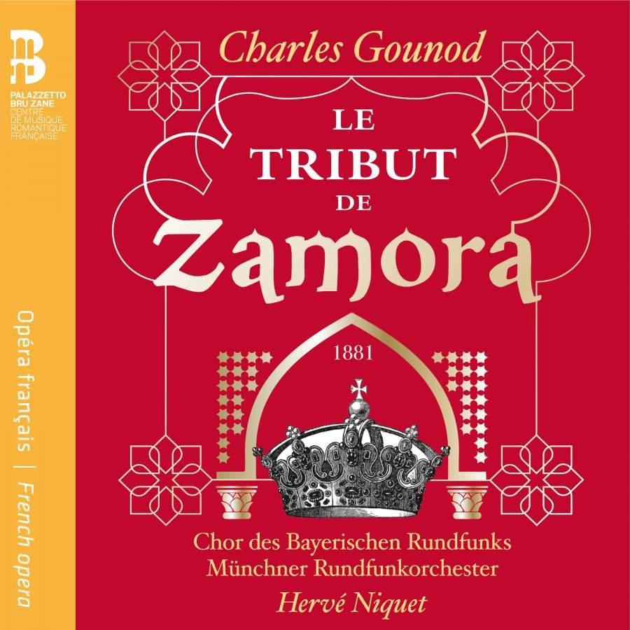 Boris in Gounod: Le Tribut De Zamora