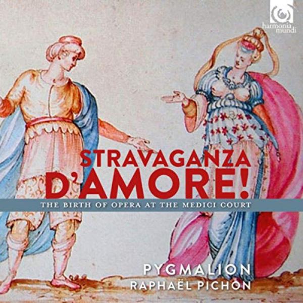 Deborah in Stravaganza d'Amore - Pygmalion