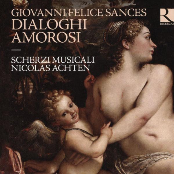 Deborah in Dialoghi Amorosi  - G.F.Sances - Scherzi Musicali