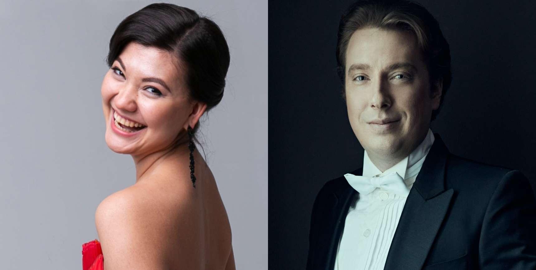 Aigul Akmetshina & Boris Pinkhasovich at Baden-Baden Easter Festival 2022