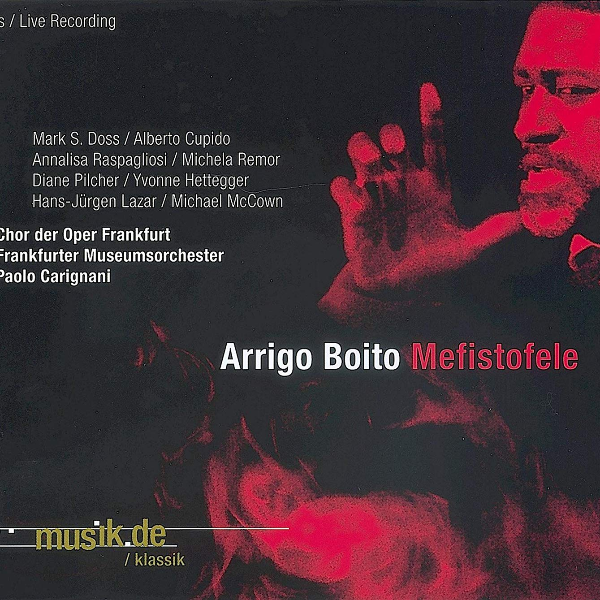 Mark S. in Boito Mefistofele