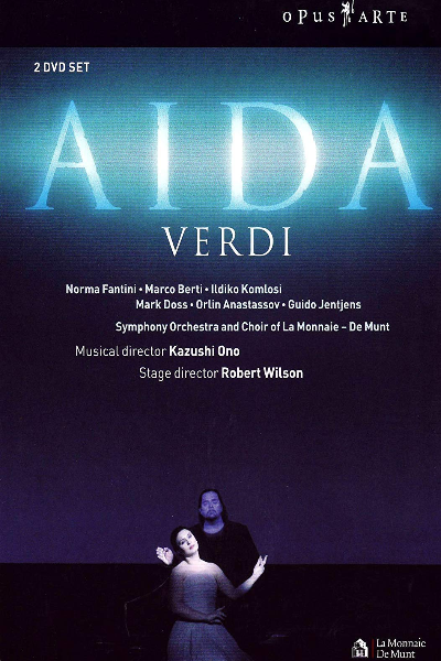 Mark S. in Verdi - Aida