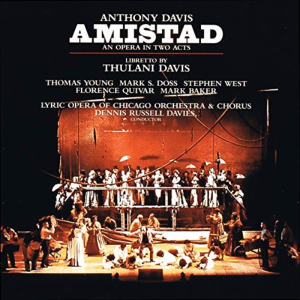 Mark S. in Anthony Davis: Amistad