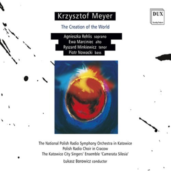 Agnieszka in Krzysztof Meyer: Creation of the World by Ewa Marciniec