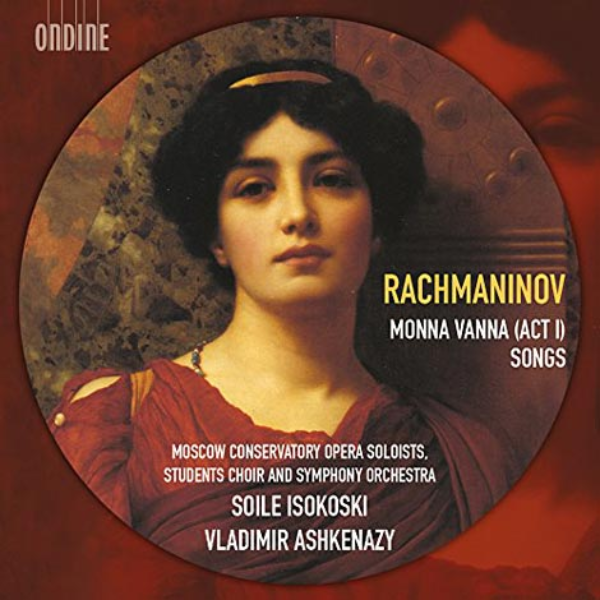 Dmitry in Rachmaninoff: Monna Vanna (Act 1) & Songs