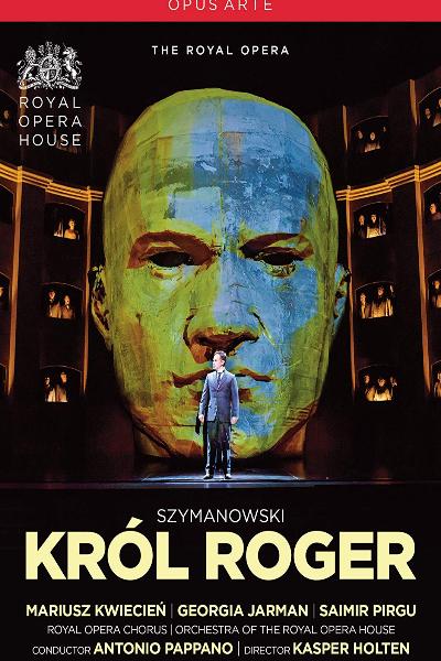 Agnes in Szymanowski: Krol Roger