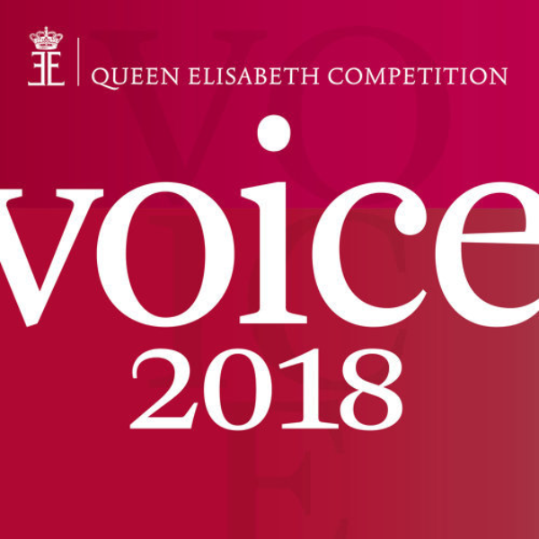 Marianne in Queen Elisabeth Voice Competition 2018 (Live)