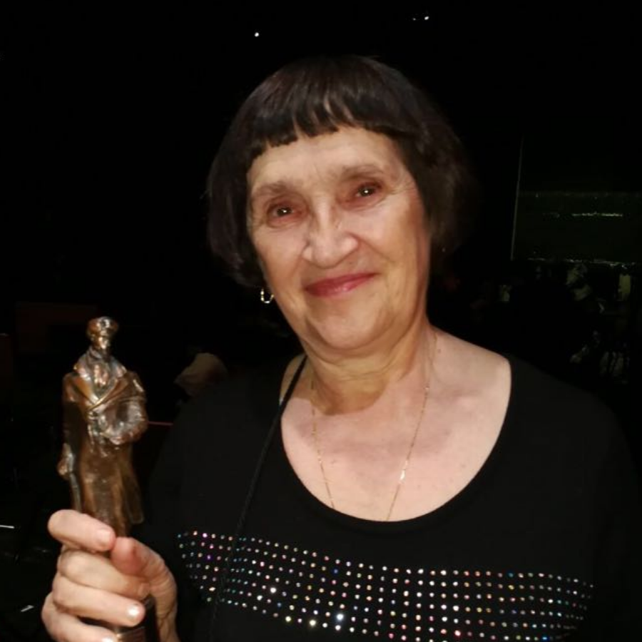 Liubov Orfenova