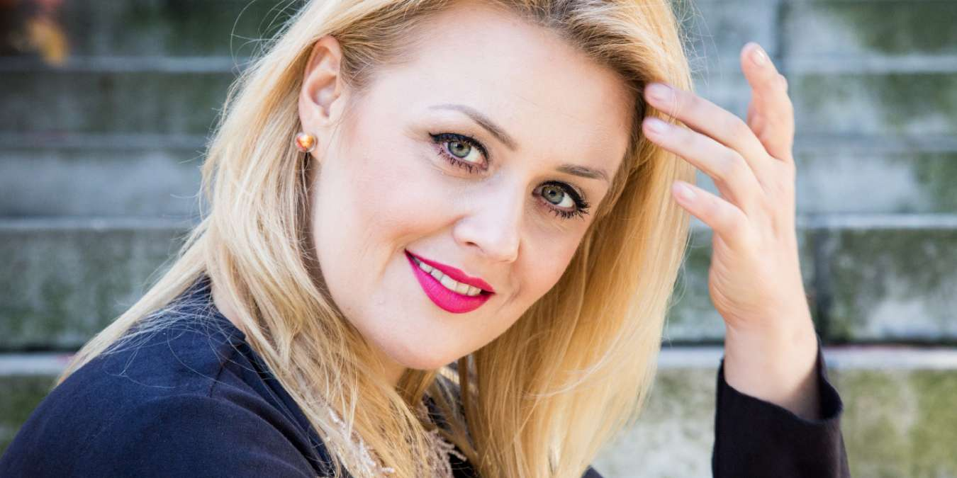 Critical acclaim for Iwona Sobotka in The Christ on the Mount of Olives at the Quincena Musical de San Sebastian
