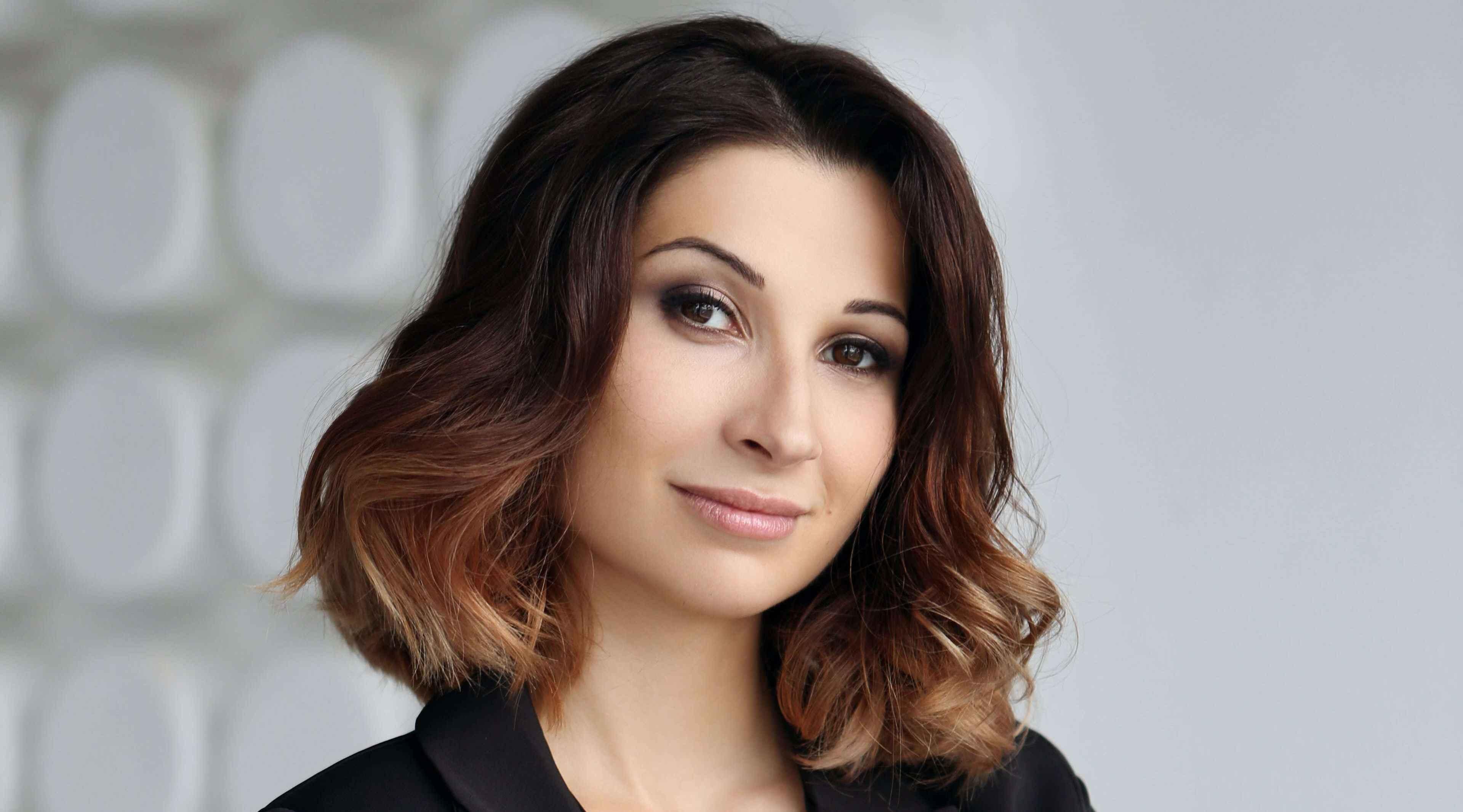 Evgenia Asanova competes for BBC Cardiff Singer of the World 2021 Award