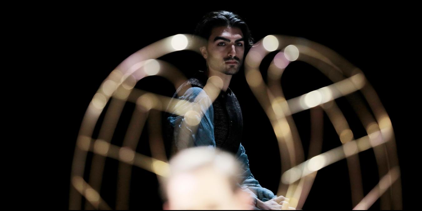 ...überirdisch schönen Countertenor...- Cameron Shahbazi returns to Oper Köln