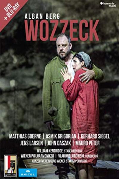 Jens in Berg: Wozzeck