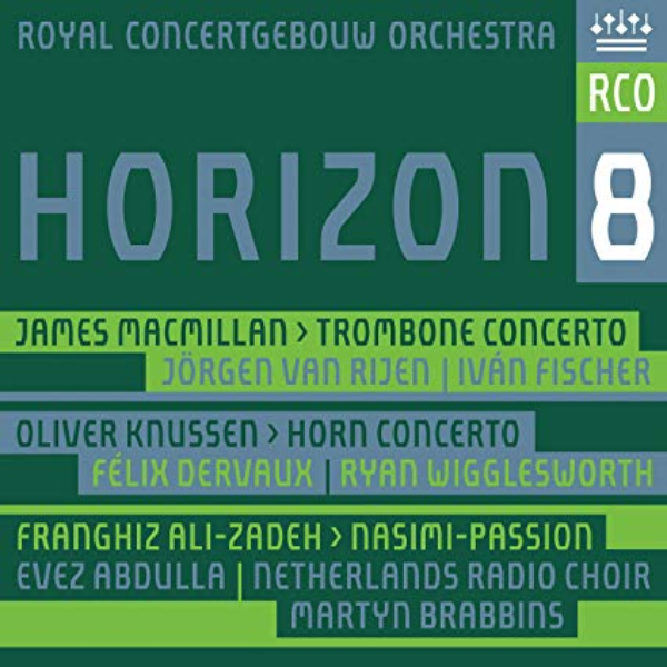 Evez in Horizon 8 - Royal Concertgebouw Orchestra