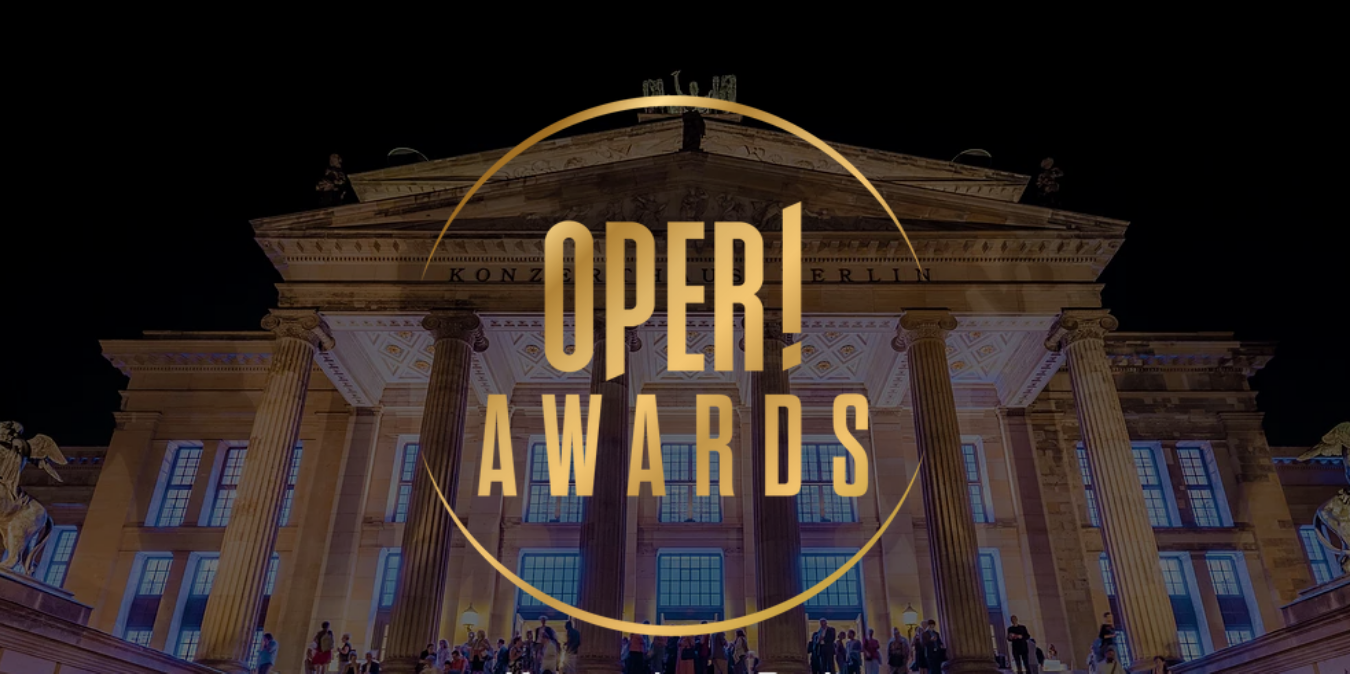 Oper! Award 2019 Best production of the year prize goes to...