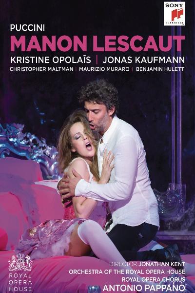 Nadezhda  in Puccini: Manon Lescaut