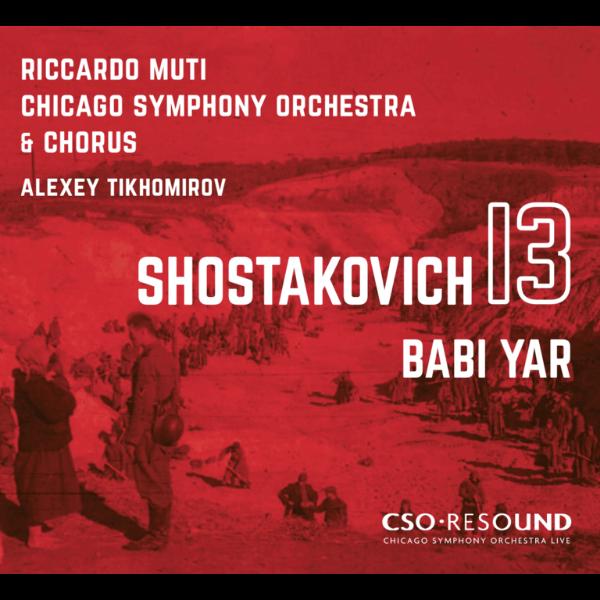 Alexey in Dmitri Shostakovich, Symphony No. 13 in B-flat minor, Op. 113 (Babi Yar)