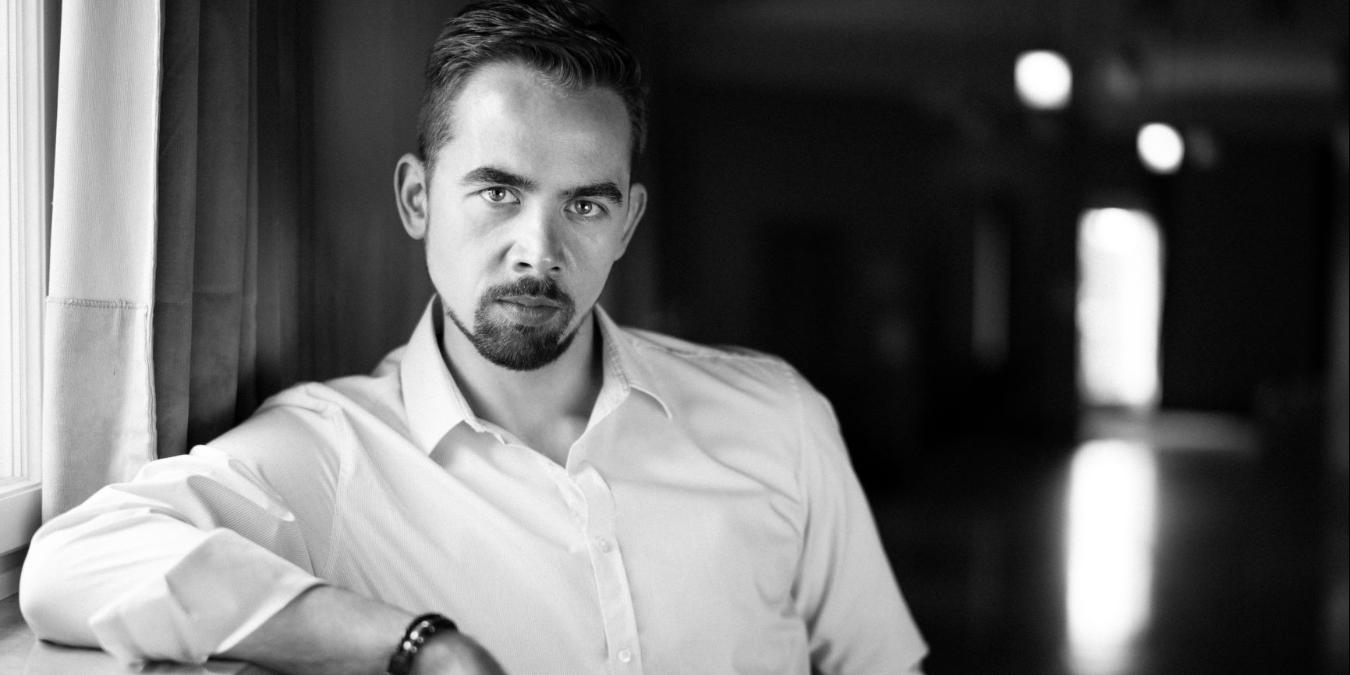 Adam Palka debuts at Glyndebourne Festival in Rossini's Barbiere di Siviglia