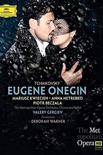Oksana in TCHAIKOVSKY: EUGENE ONEGIN LIVE