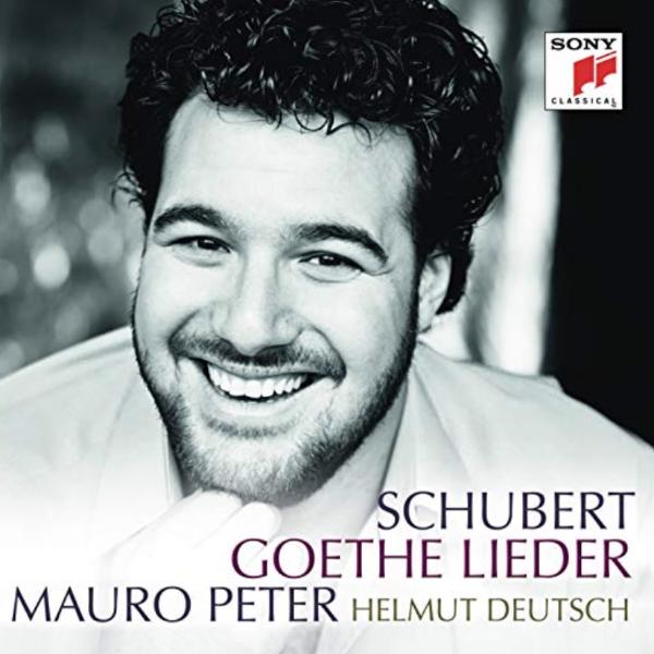 Mauro in Schubert: Goethe Lieder