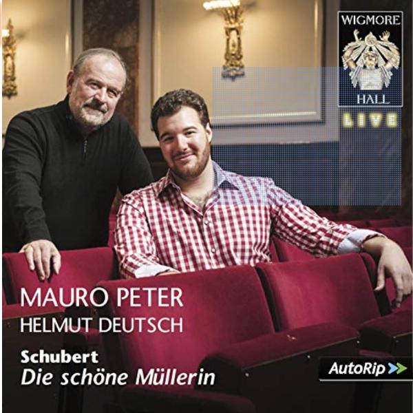 Mauro in Schubert Die Schöne Müllerin