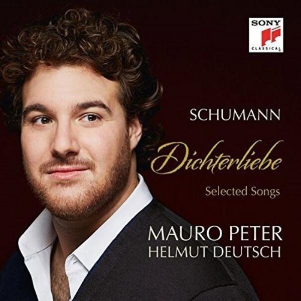 Mauro in Schumann:  Dichterliebe