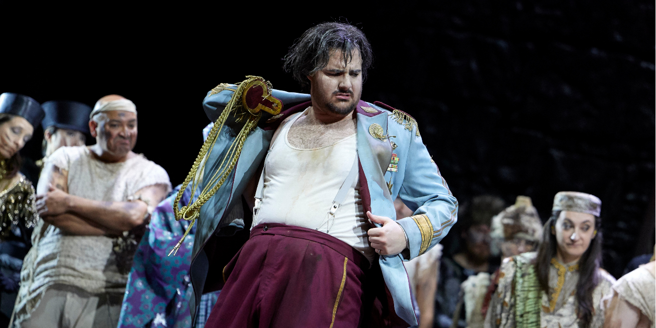 Mauro Peter's impeccable role debut at Opernhaus Zurich!