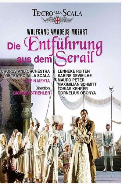 Mauro in Mozart: Die Entführung aus dem Serail