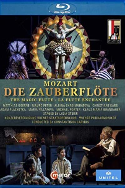 Mauro in Mozart: Die Zauberflöte